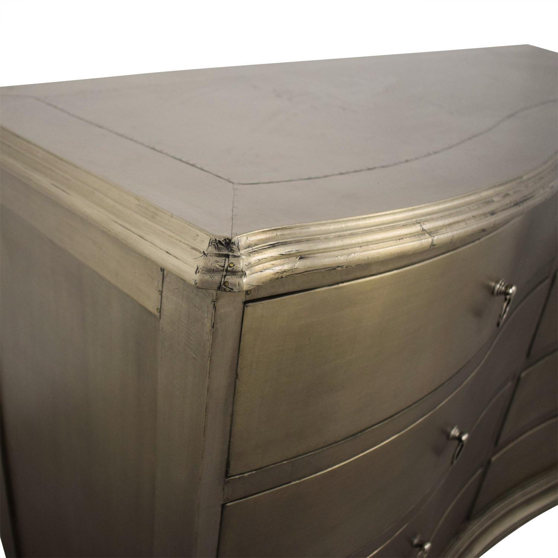 Restoration Hardware Restoration Hardware Delaine Wide Dresser on sale