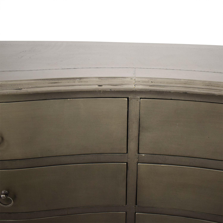 shop Restoration Hardware Restoration Hardware Delaine Wide Dresser online