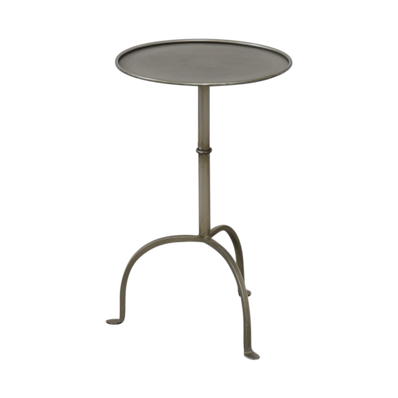 Restoration Hardware Parisian Side Table / Tables