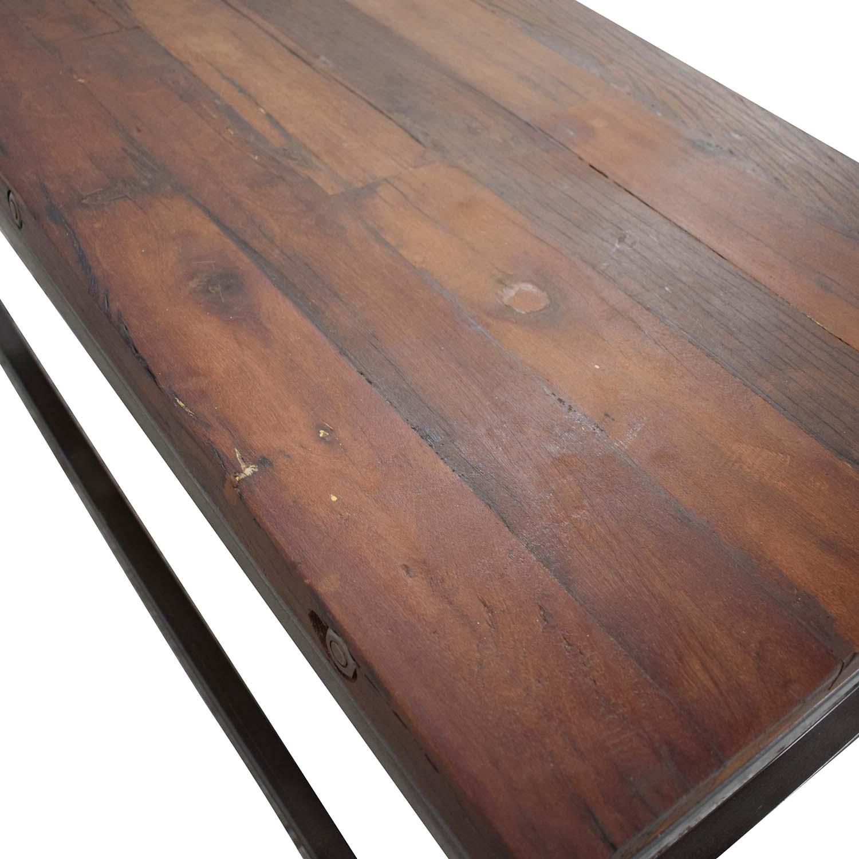 buy High Fashion Home High Fashion Home Oak Coffee Table online