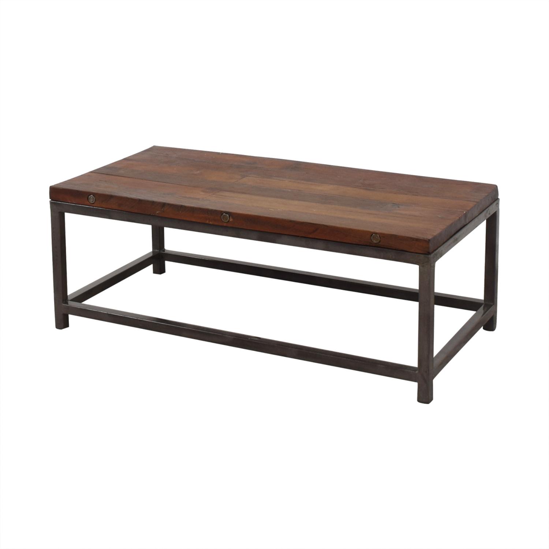 buy High Fashion Home Oak Coffee Table High Fashion Home Coffee Tables