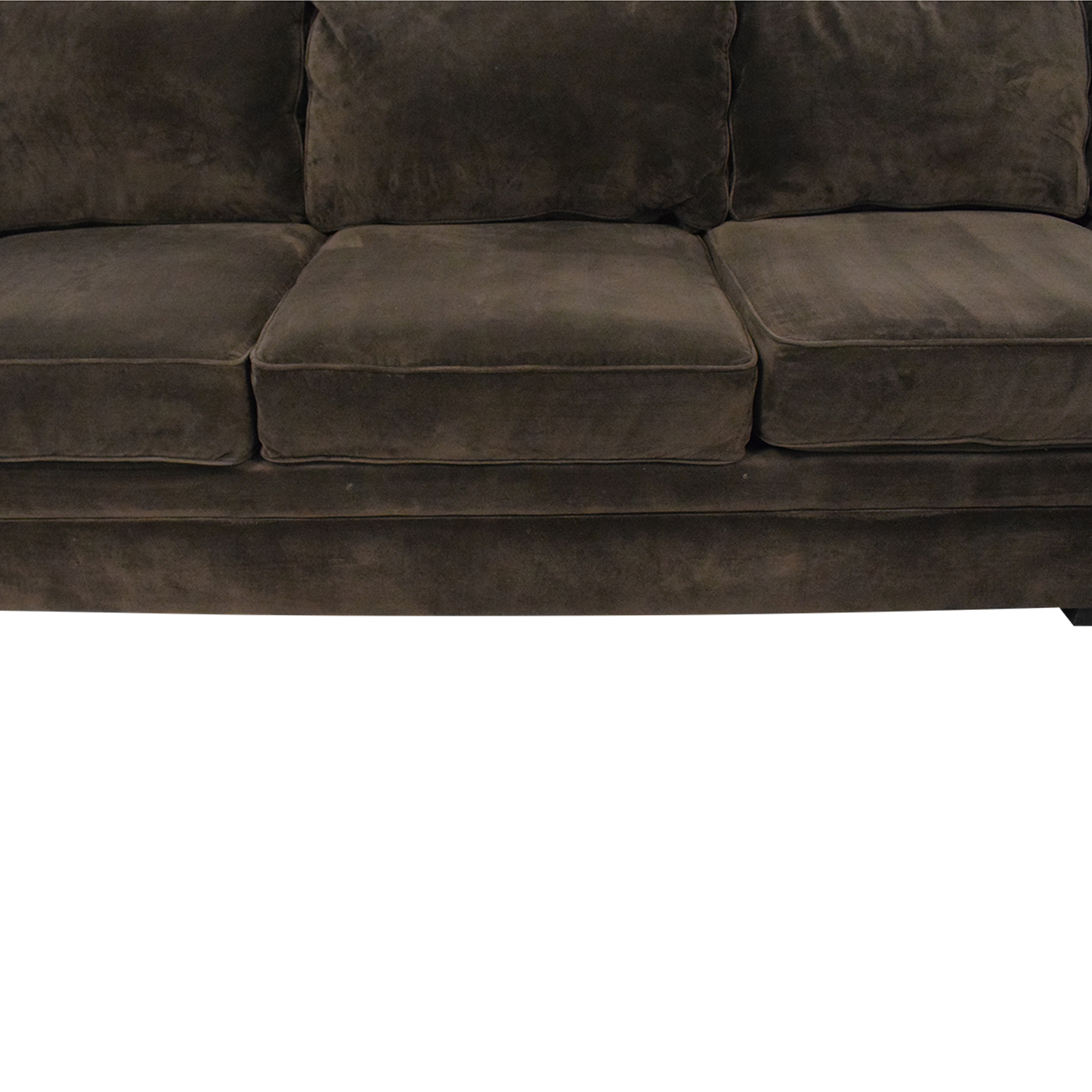 Star Furniture Star Furniture Juno Raf Sectional Sofa with Chaise used