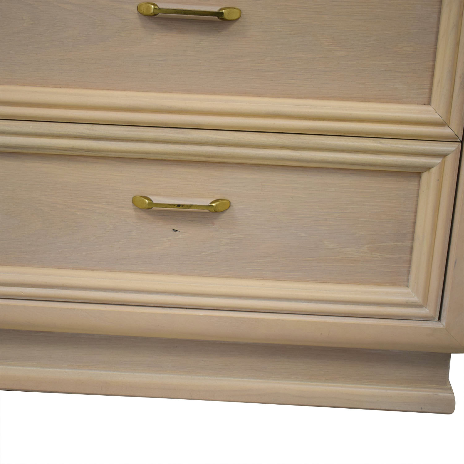 Thomasville Two Drawer Nightstands / End Tables