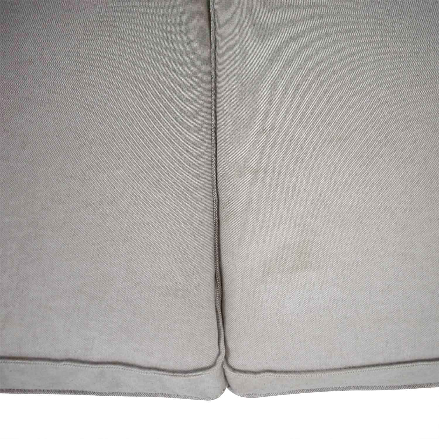 IKEA IKEA Kivik Light Grey Sofa dimensions