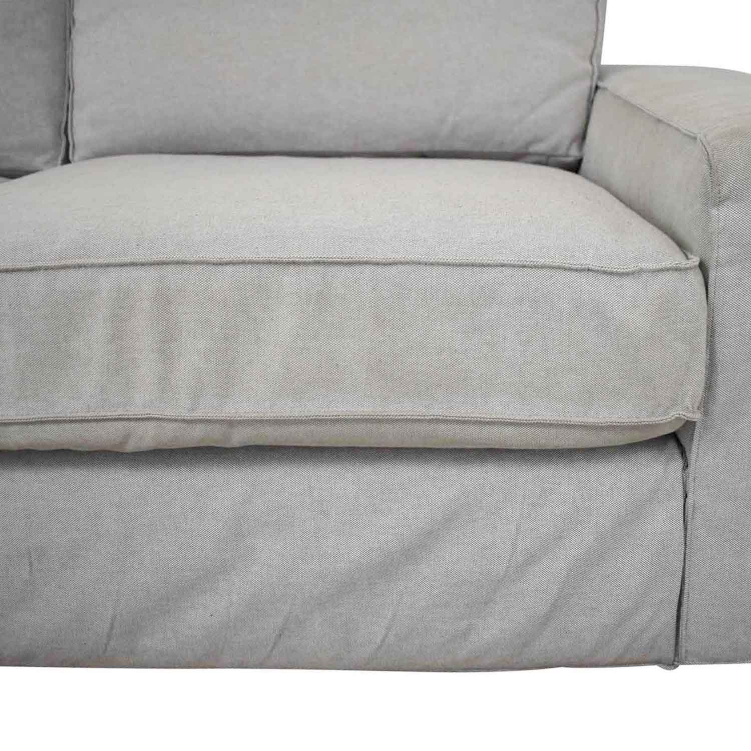IKEA IKEA Kivik Light Grey Sofa light grey