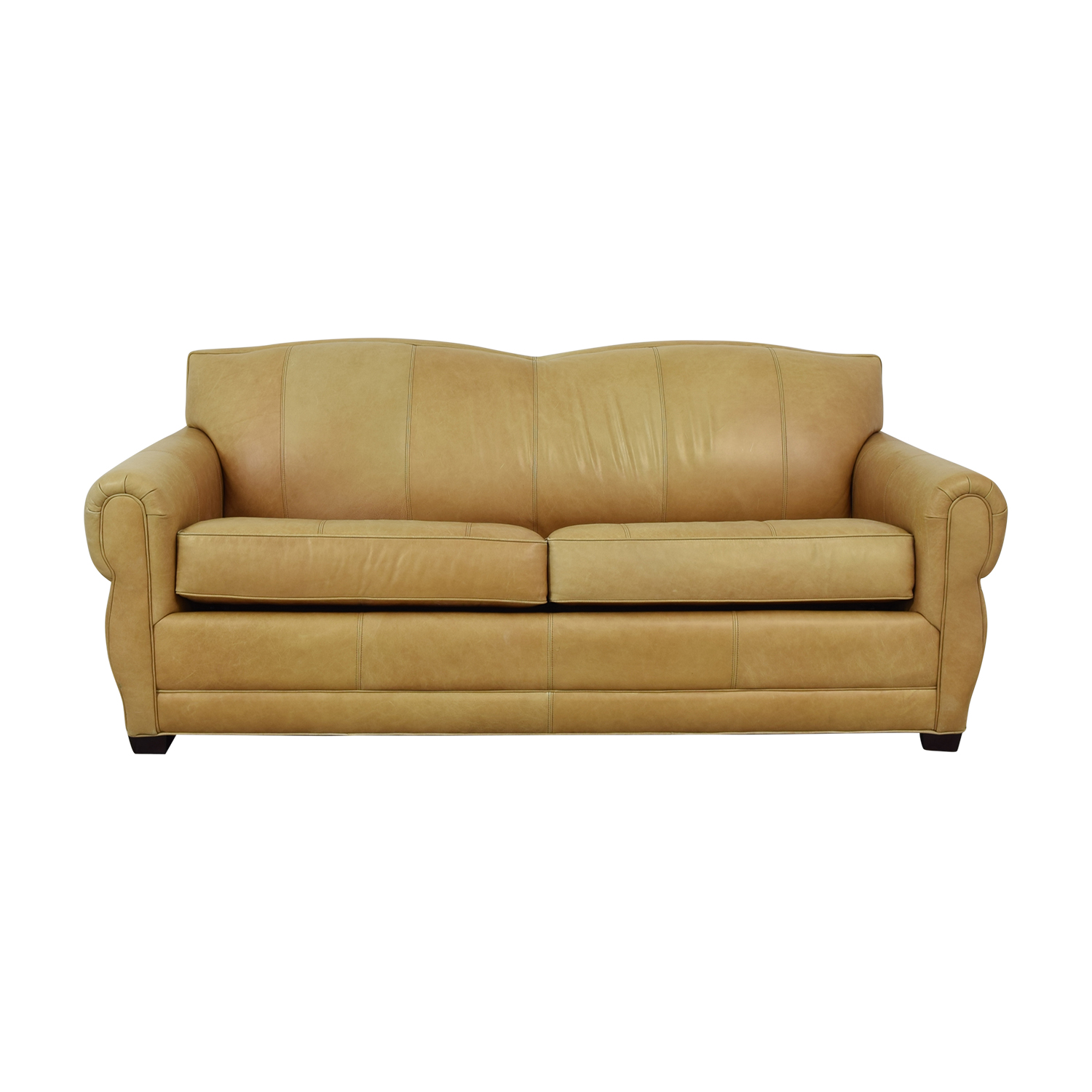 shop Thomasville Queen Sleeper Sofa Thomasville
