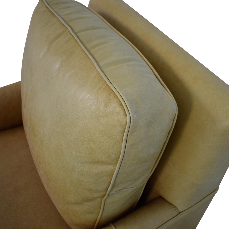 Thomasville Thomasville Leather Armchair