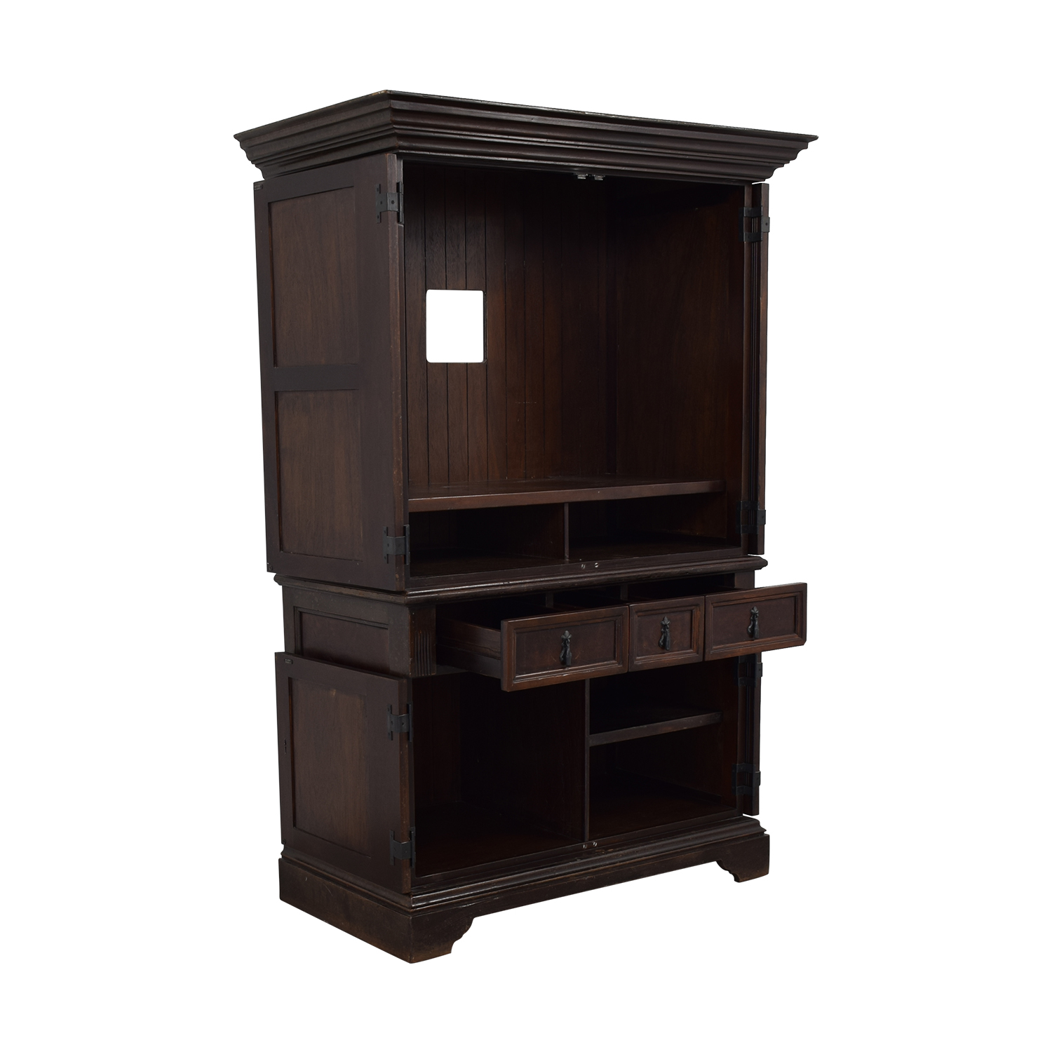 South Cone Furniture South Cone Furniture Large Armoire nj