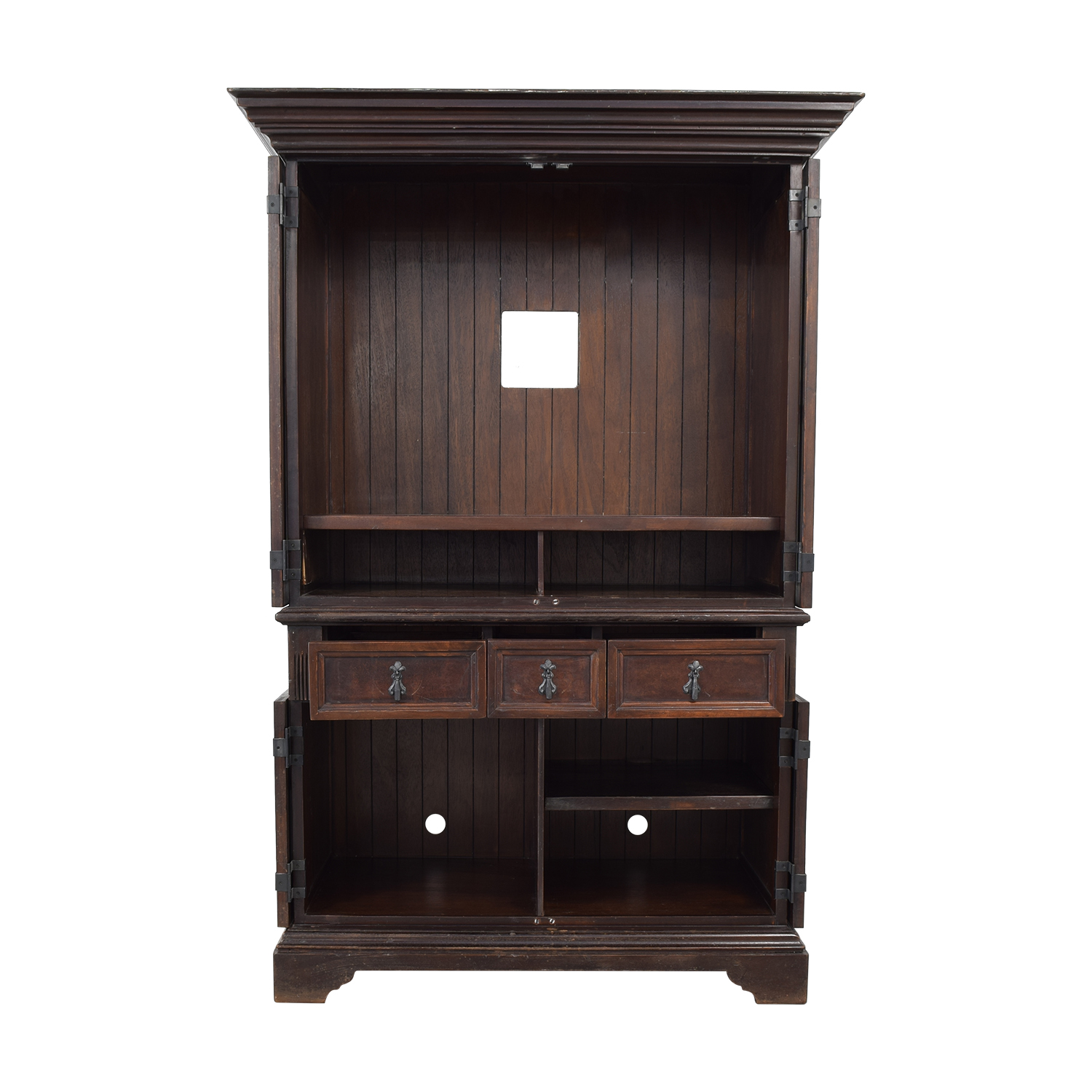 South Cone Furniture South Cone Furniture Large Armoire second hand