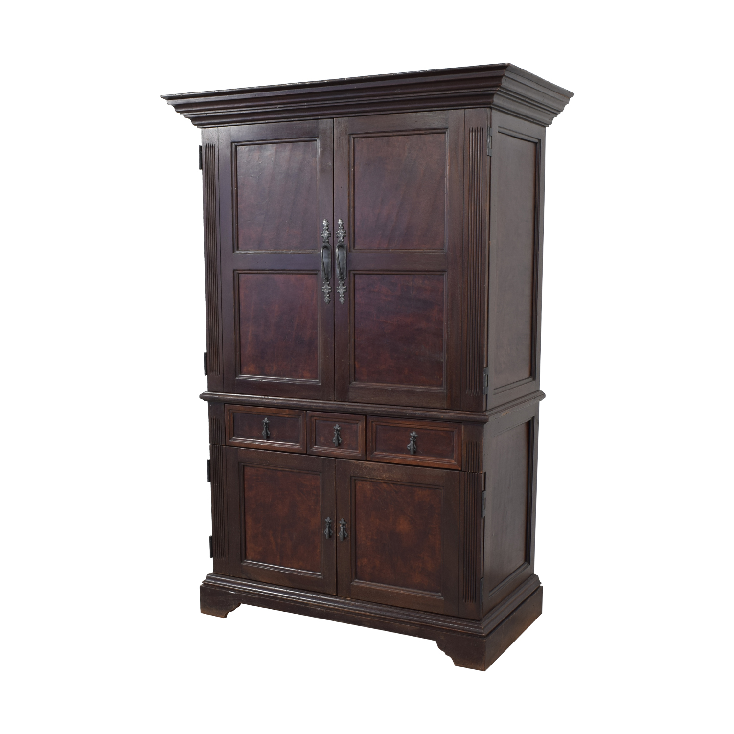South Cone Furniture South Cone Furniture Large Armoire discount