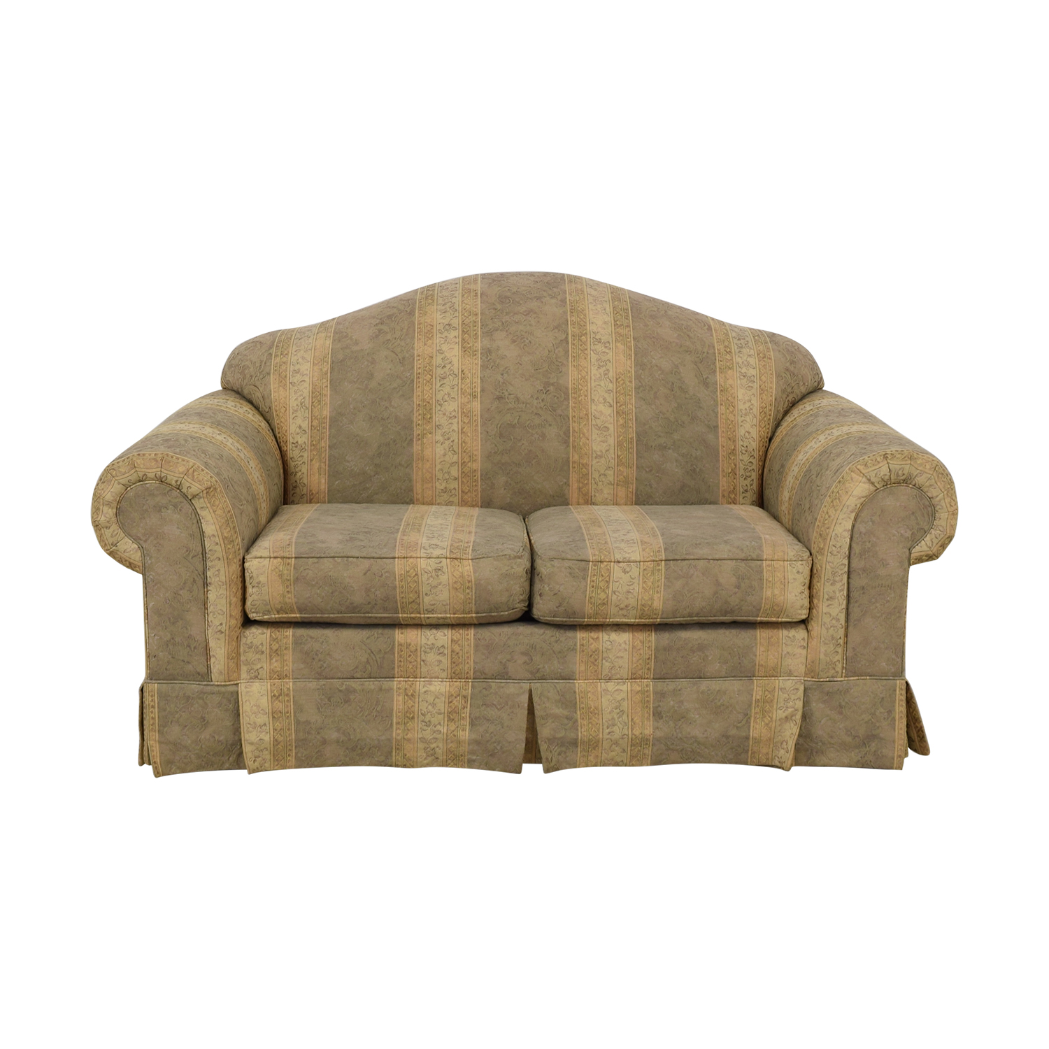 buy Thomasville Impressions Regency Style Loveseat Thomasville