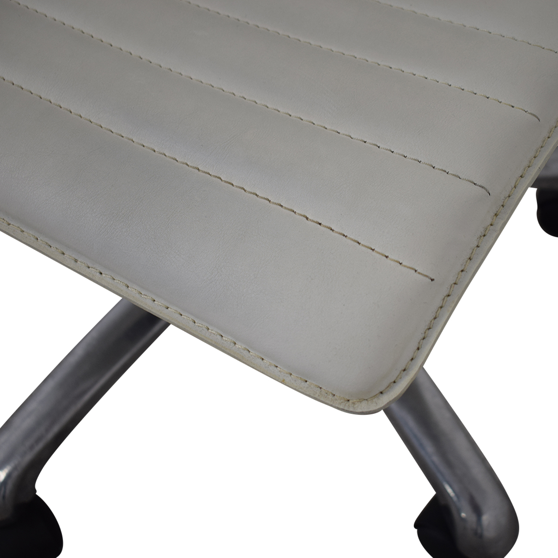 buy Crate & Barrel Desk Chair Crate & Barrel