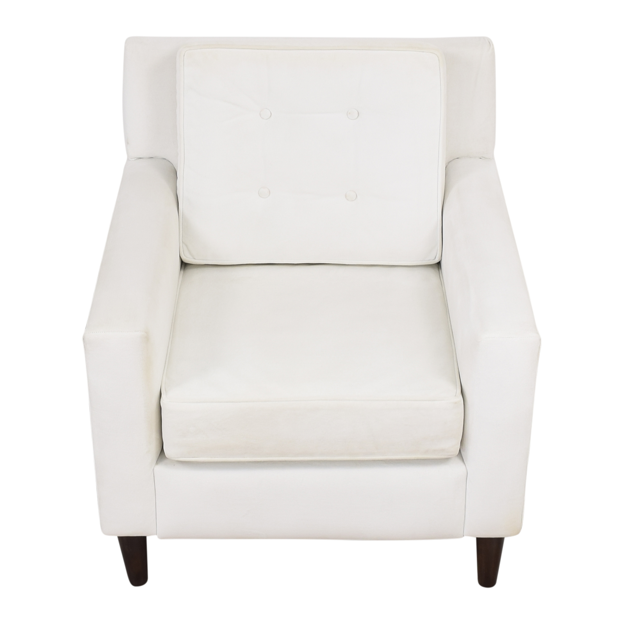 Skyline Furniture Skyline Midcentury Style Accent Chair pa