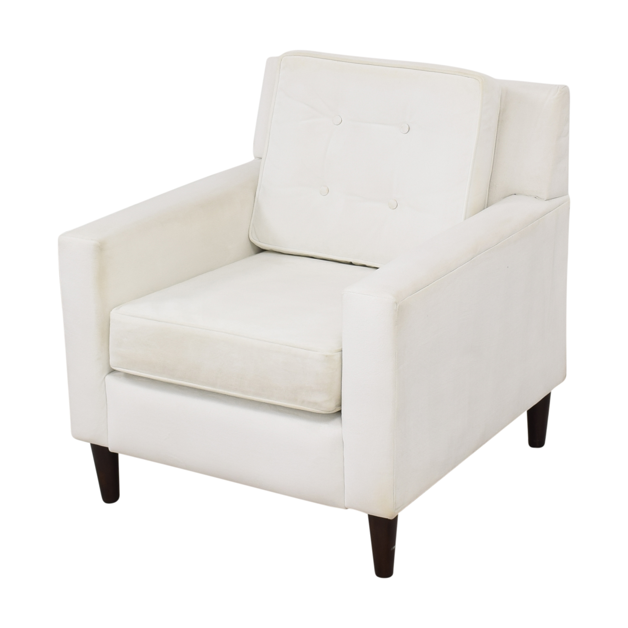 buy Skyline Midcentury Style Accent Chair Skyline Furniture Accent Chairs