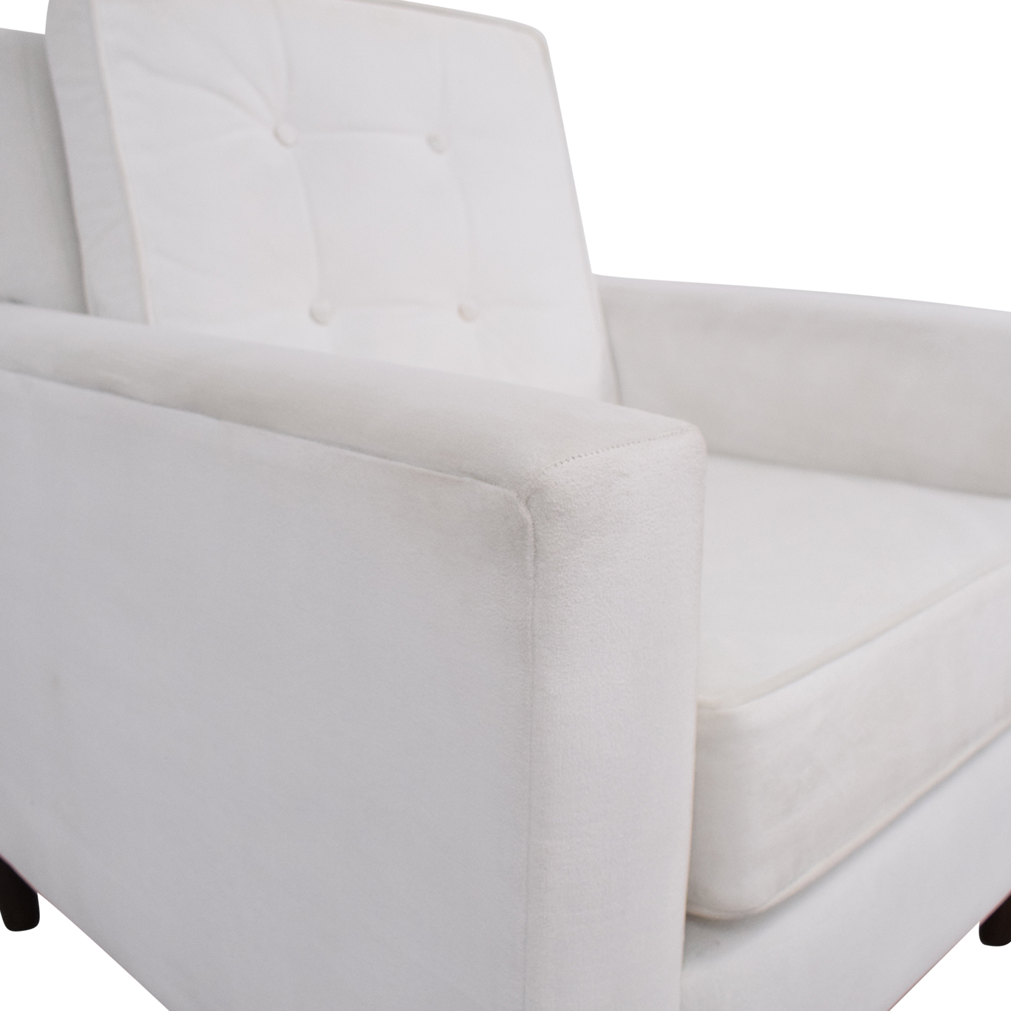 Skyline Midcentury Style Accent Chair / Chairs
