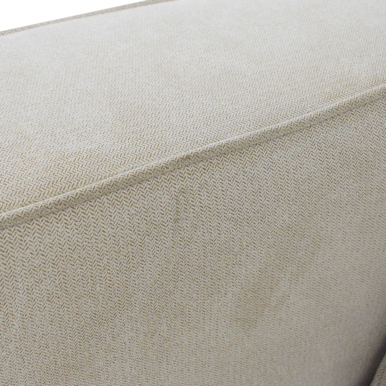 Bauhaus Furniture Queen Sleeper Sofa Sectional with Chaise Bauhaus Furniture