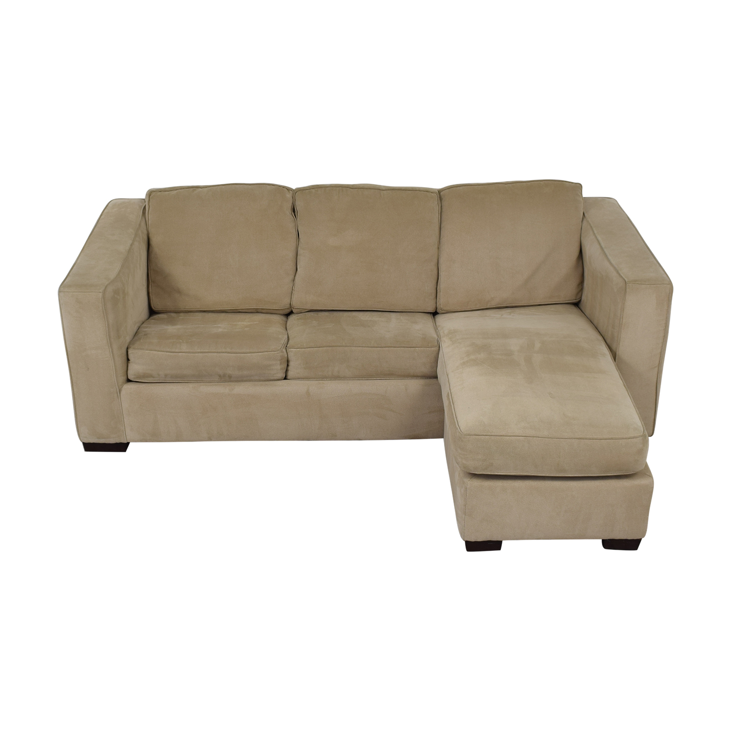 Bauhaus Furniture Bauhaus Furniture Queen Sleeper Sofa Sectional with Chaise coupon