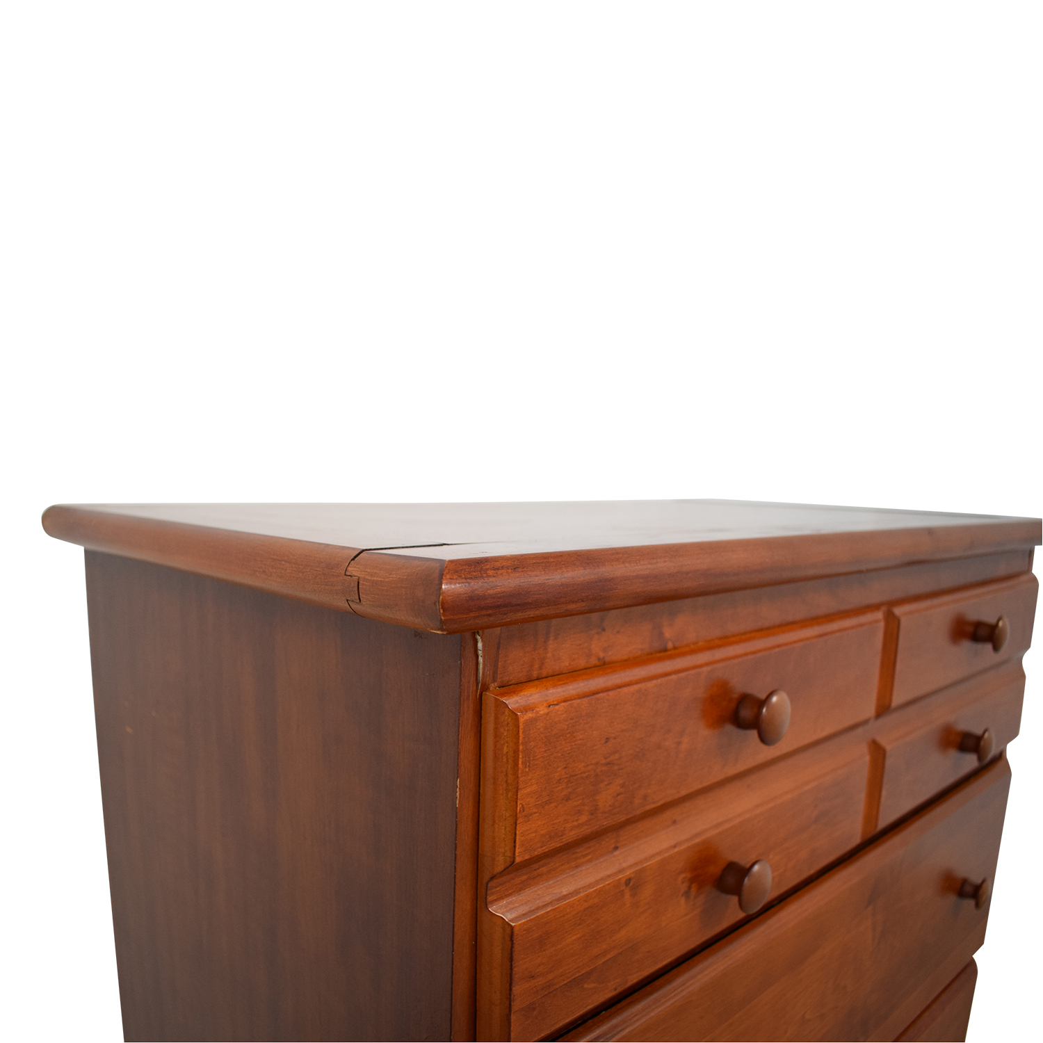 Ethan Allen Ethan Allen Four-Drawer Wood Dresser discount