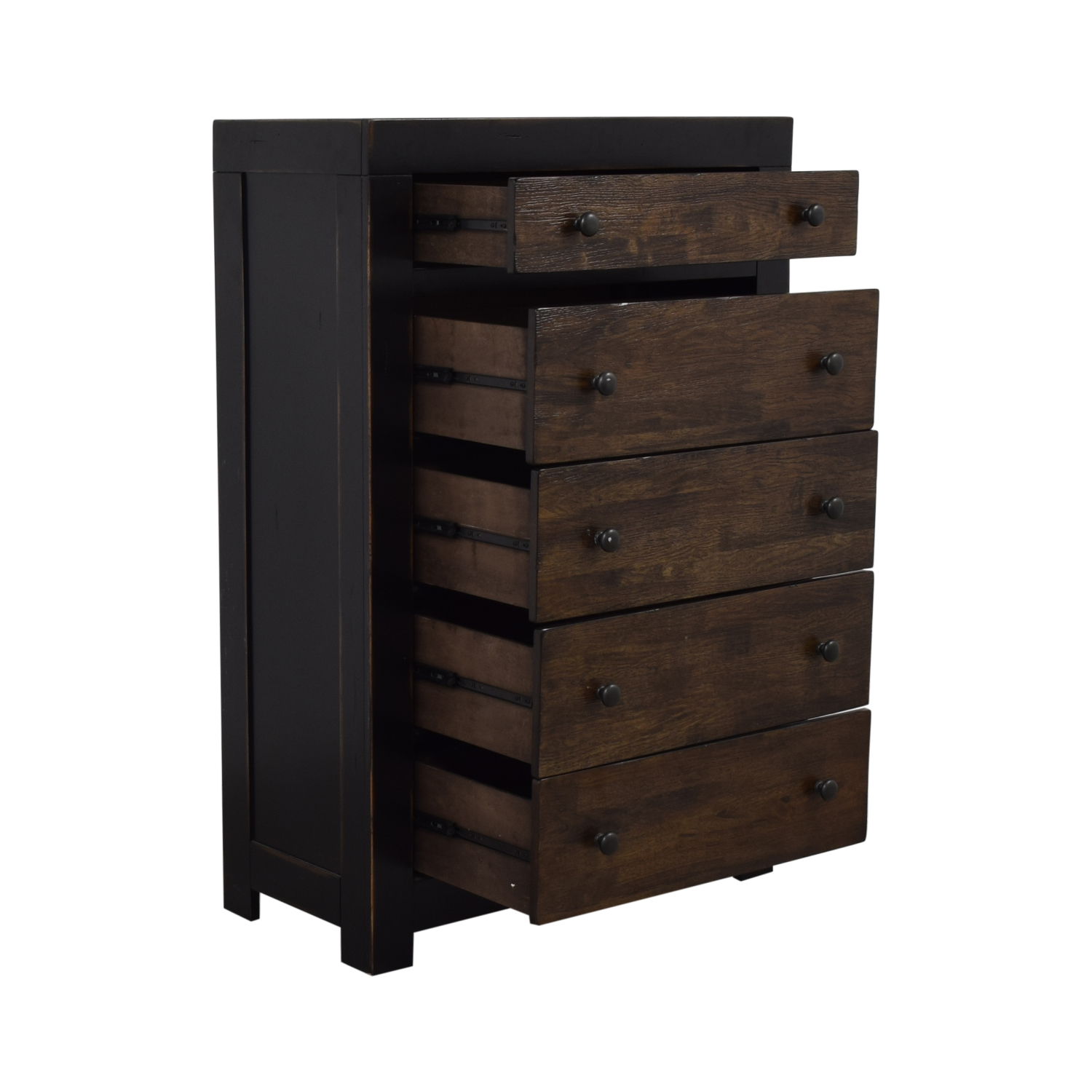 Ashley Furniture Five Drawer Tall Chest / Dressers