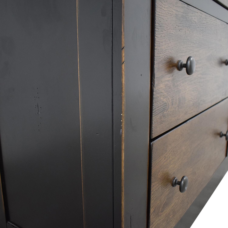 Ashley Furniture Ashley Furniture Dresser with Mirror Storage