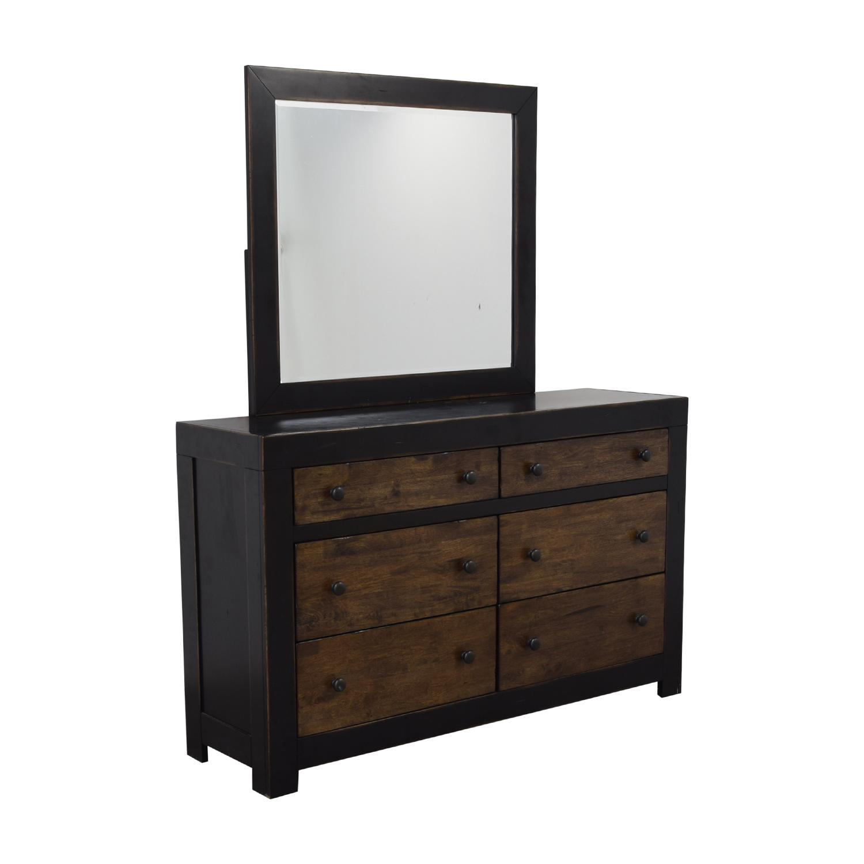 shop Ashley Furniture Ashley Furniture Dresser with Mirror online