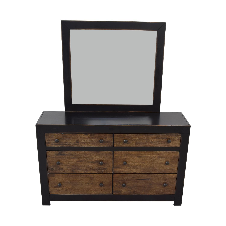 Ashley Furniture Dresser with Mirror / Dressers