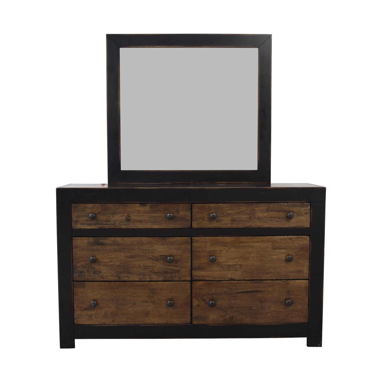 Ashley Furniture Ashley Furniture Dresser with Mirror Dressers