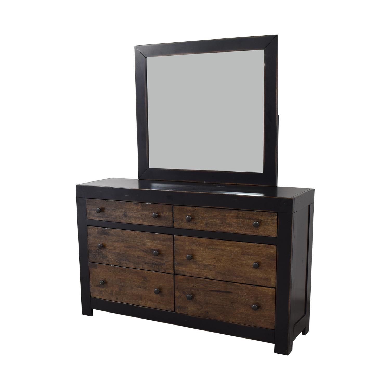 shop Ashley Furniture Dresser with Mirror Ashley Furniture Dressers