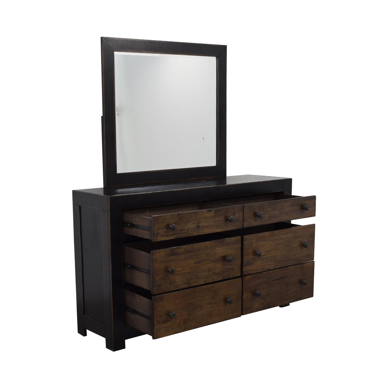Ashley Furniture Ashley Furniture Dresser with Mirror nj