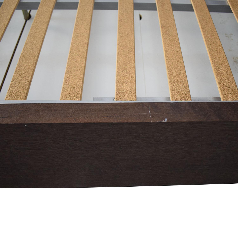 West Elm Queen Platform Bed West Elm