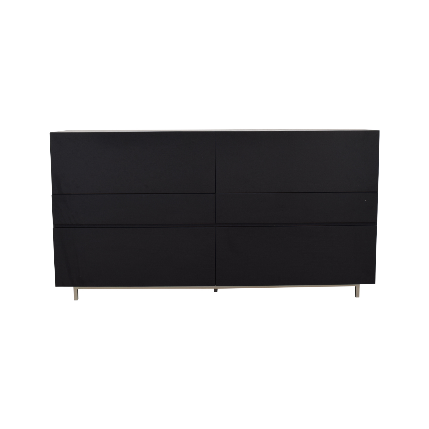 West Elm Six Drawer Dresser / Dressers