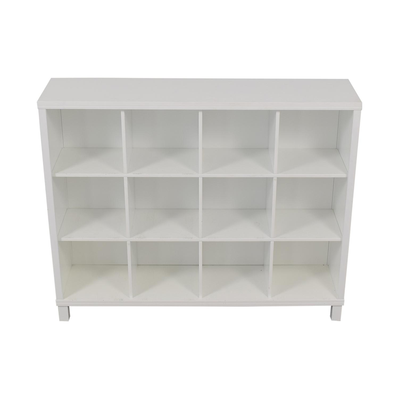 buy DwellStudio Storage DwellStudio Bookcases & Shelving