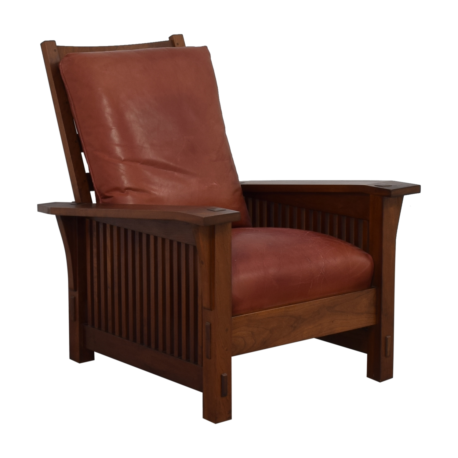 Stickley Furniture Stickley Spindle Morris Chair nyc
