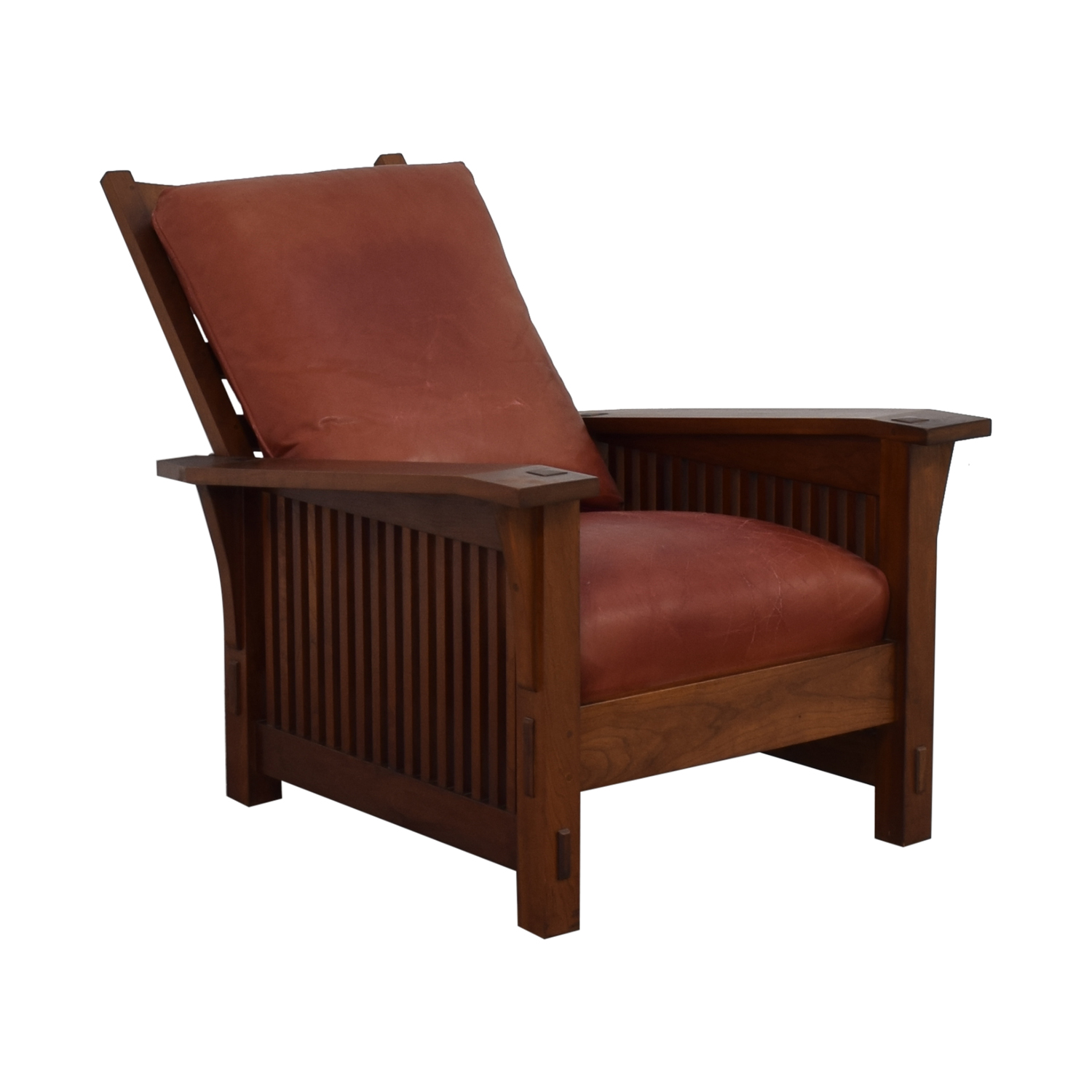 Stickley Spindle Morris Chair / Accent Chairs