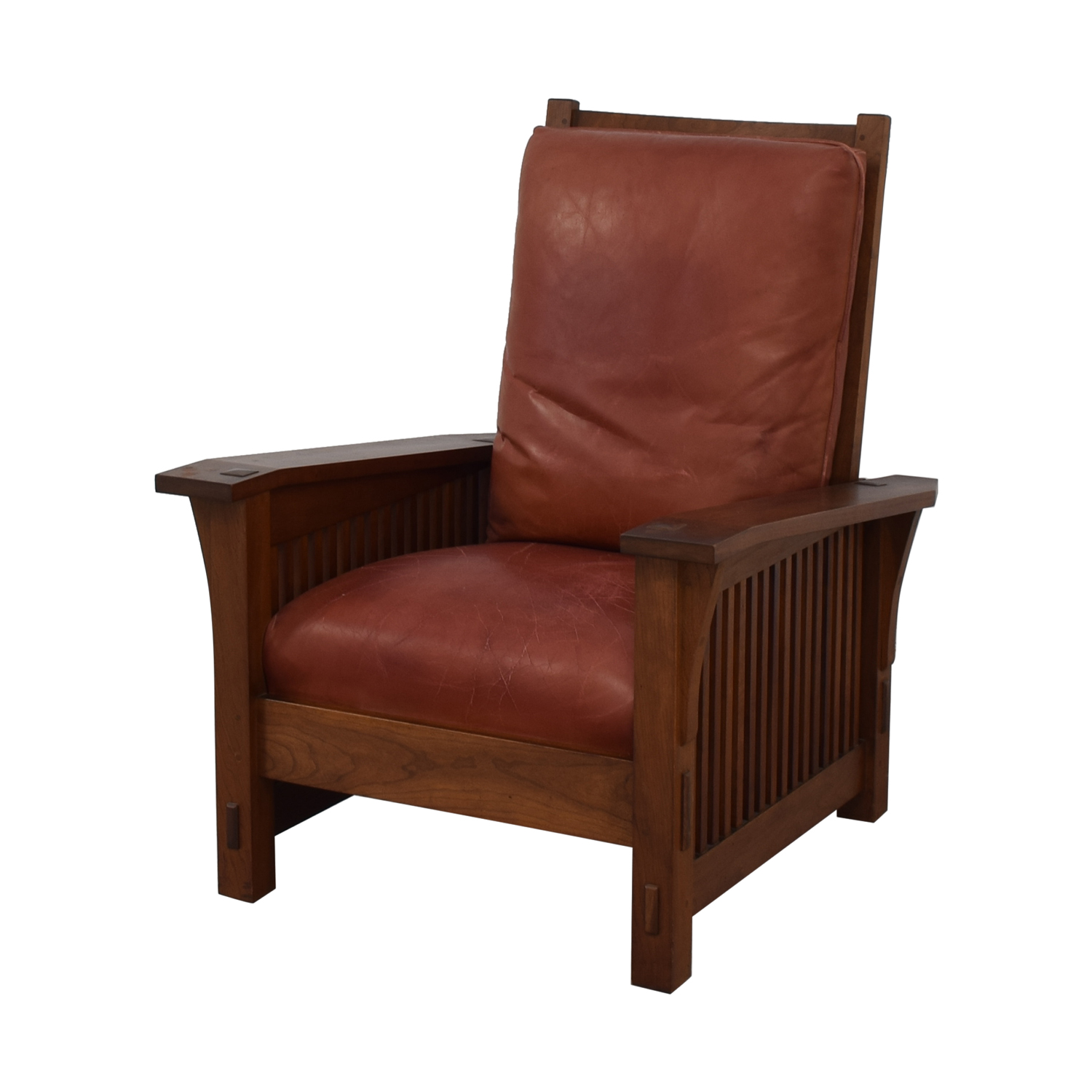 Stickley Furniture Stickley Spindle Morris Chair for sale