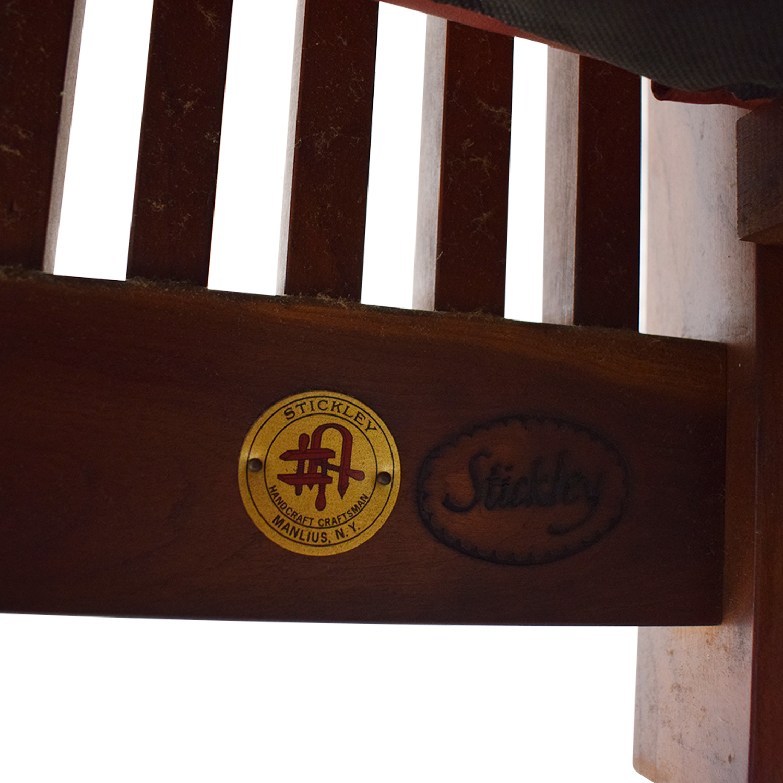 Stickley Furniture Stickley Spindle Morris Chair nj