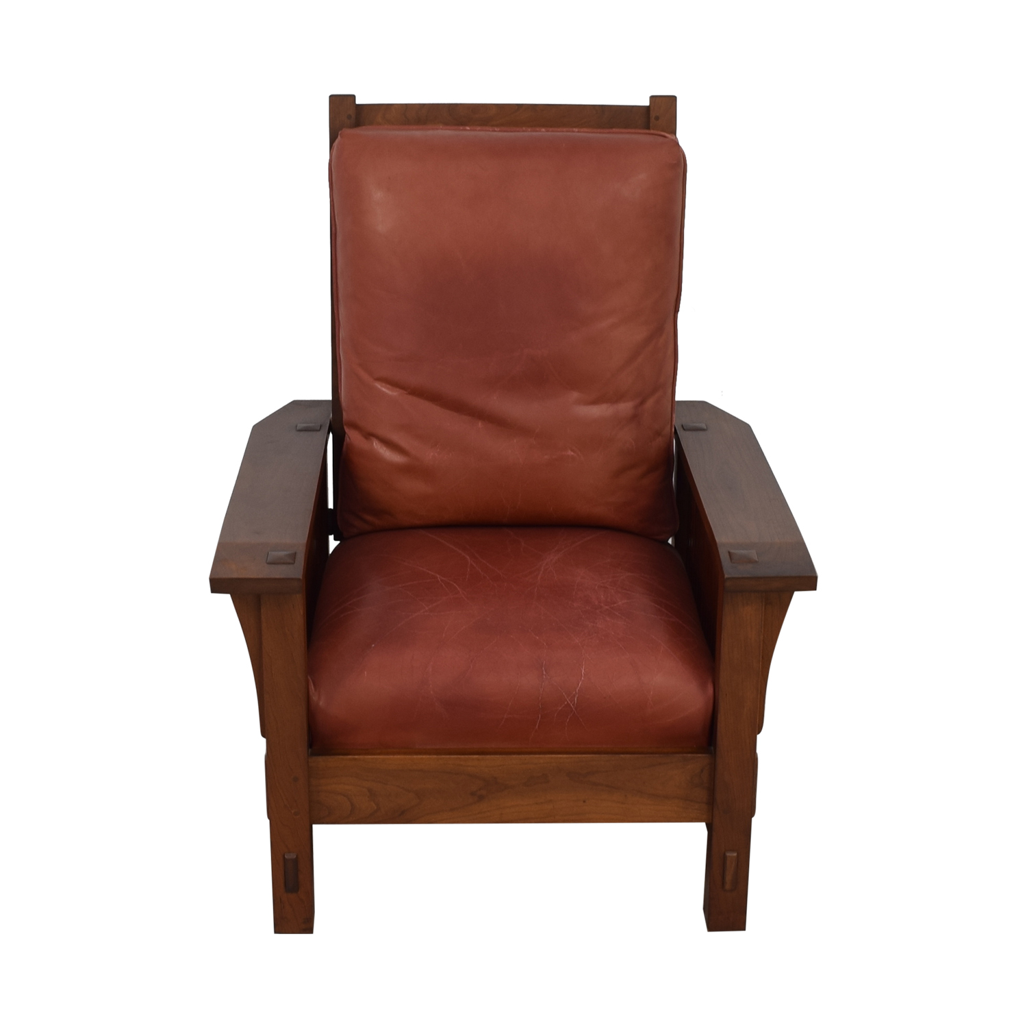 Stickley Furniture Stickley Spindle Morris Chair Chairs