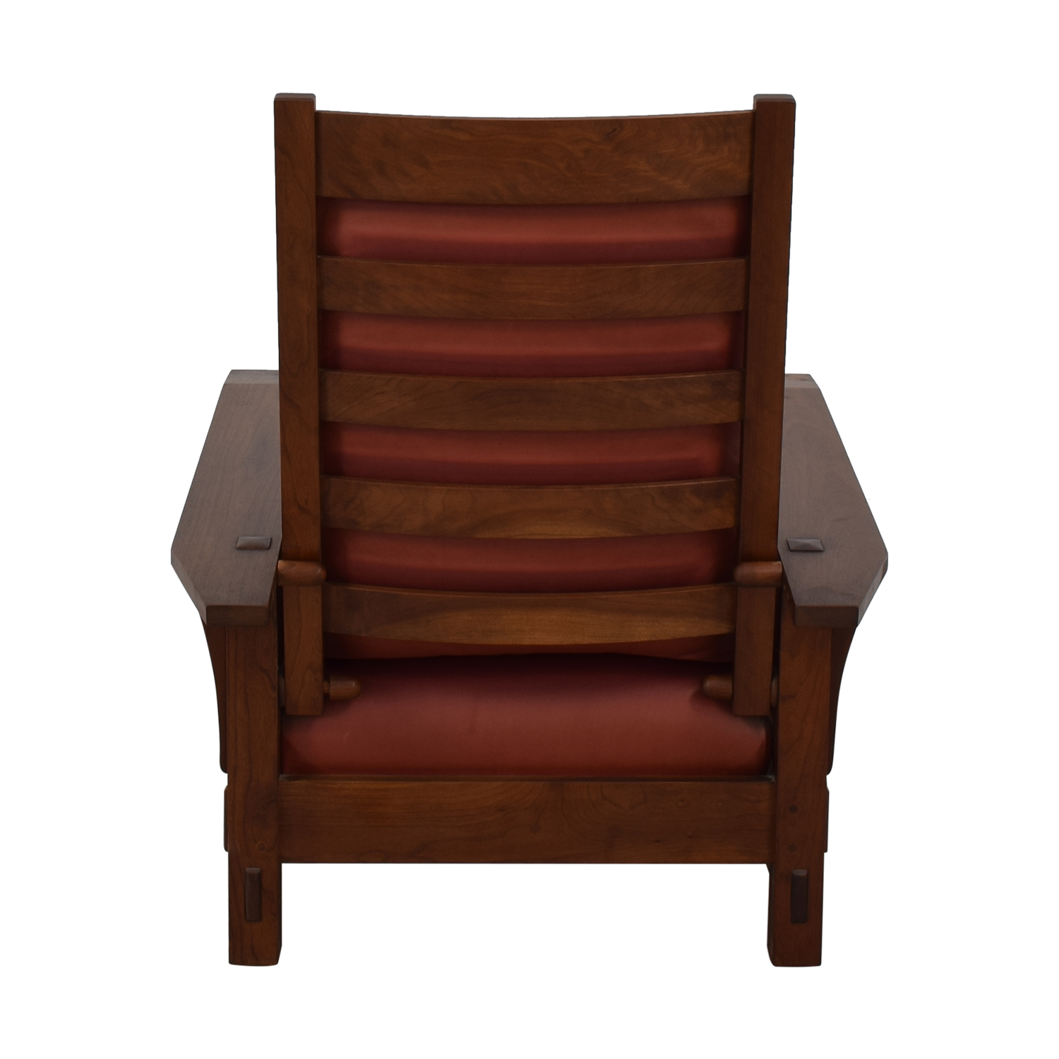 Stickley Furniture Stickley Spindle Morris Chair dimensions