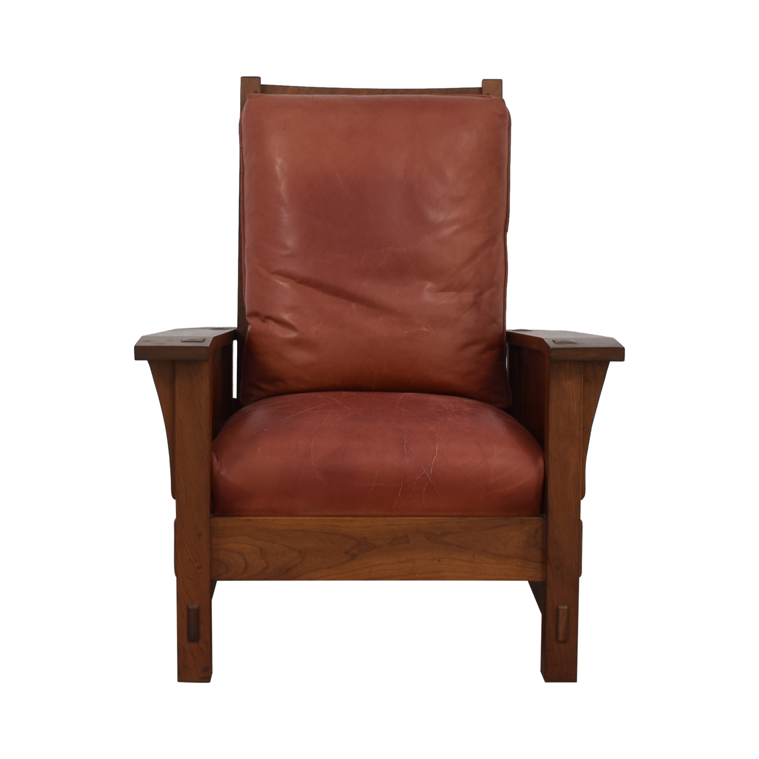 Stickley Furniture Spindle Morris Chair Online