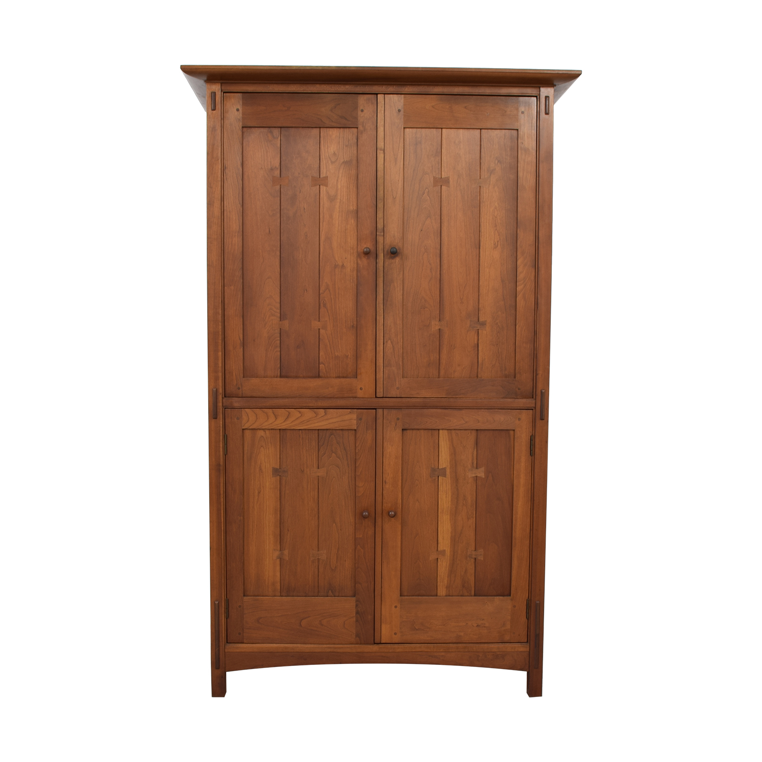 shop Stickley Furniture Mission Armoire Stickley Furniture Storage