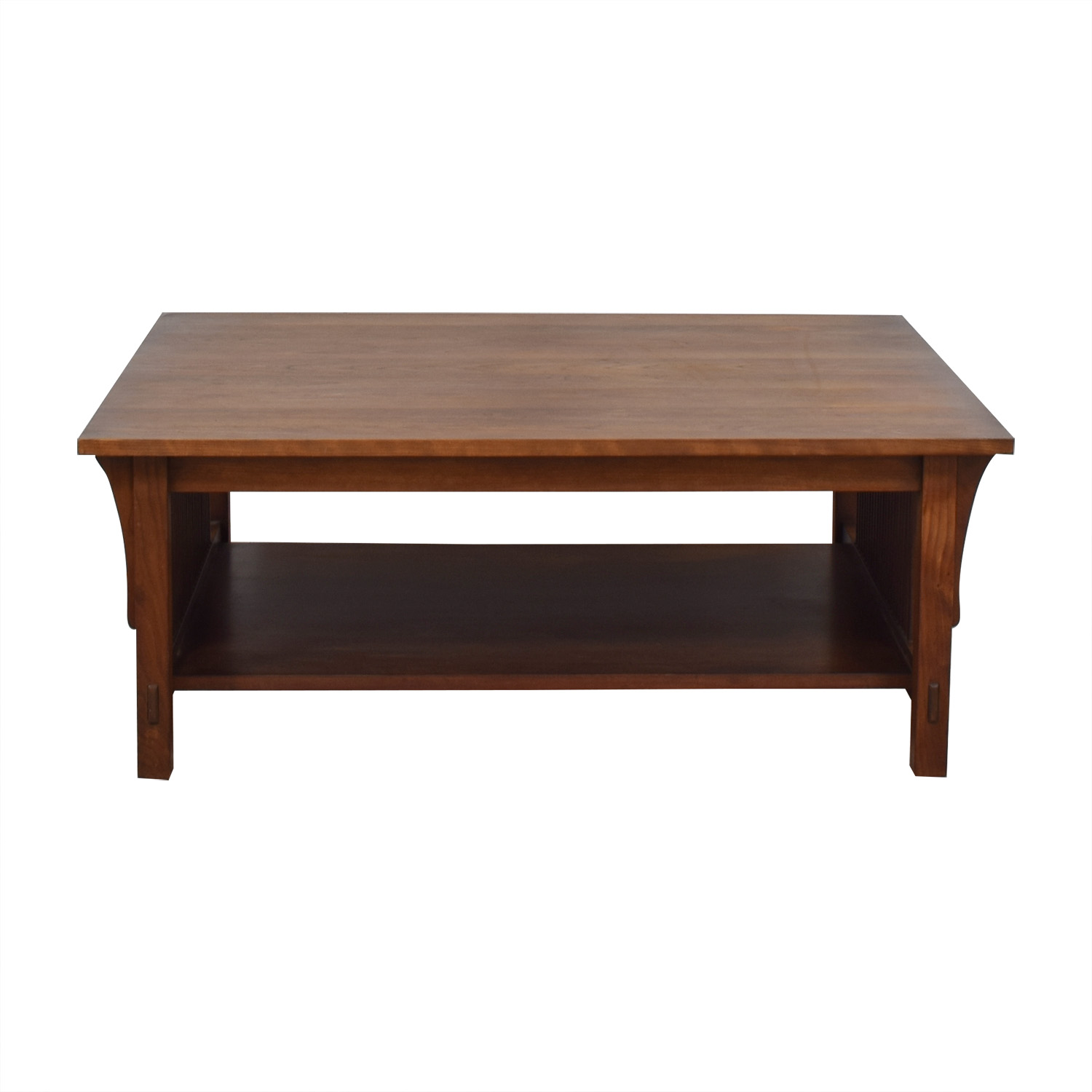 67 Off Stickley Furniture Stickley Mission Cocktail Table Tables