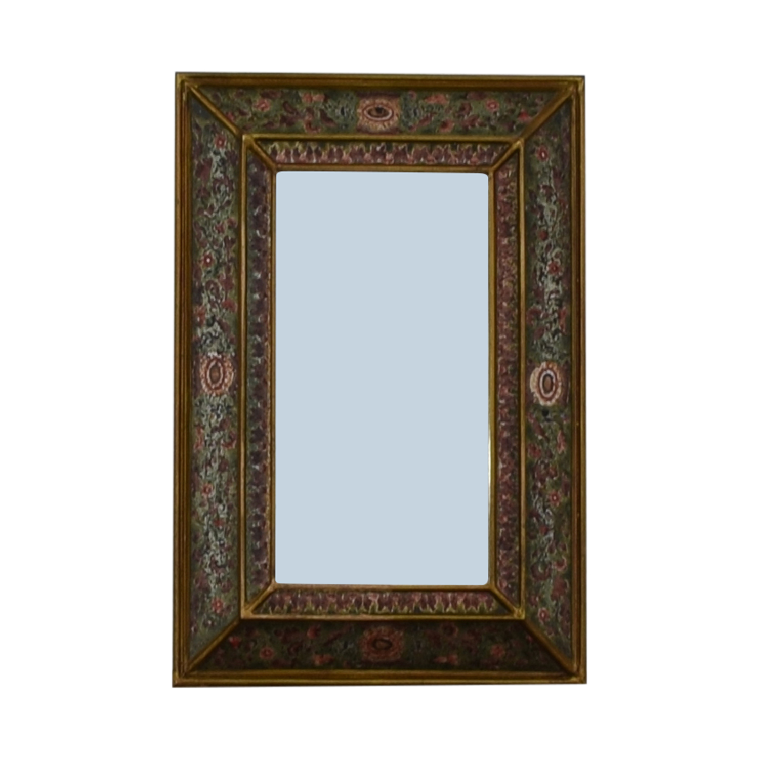 Painted Frame Mirror on sale