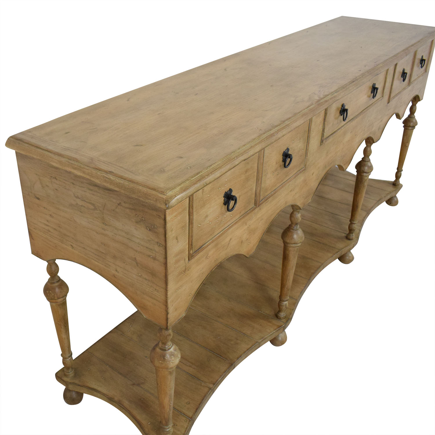 buy Keller Williams Furniture Keller WIlliams Furniture Solid Oak Buffet online