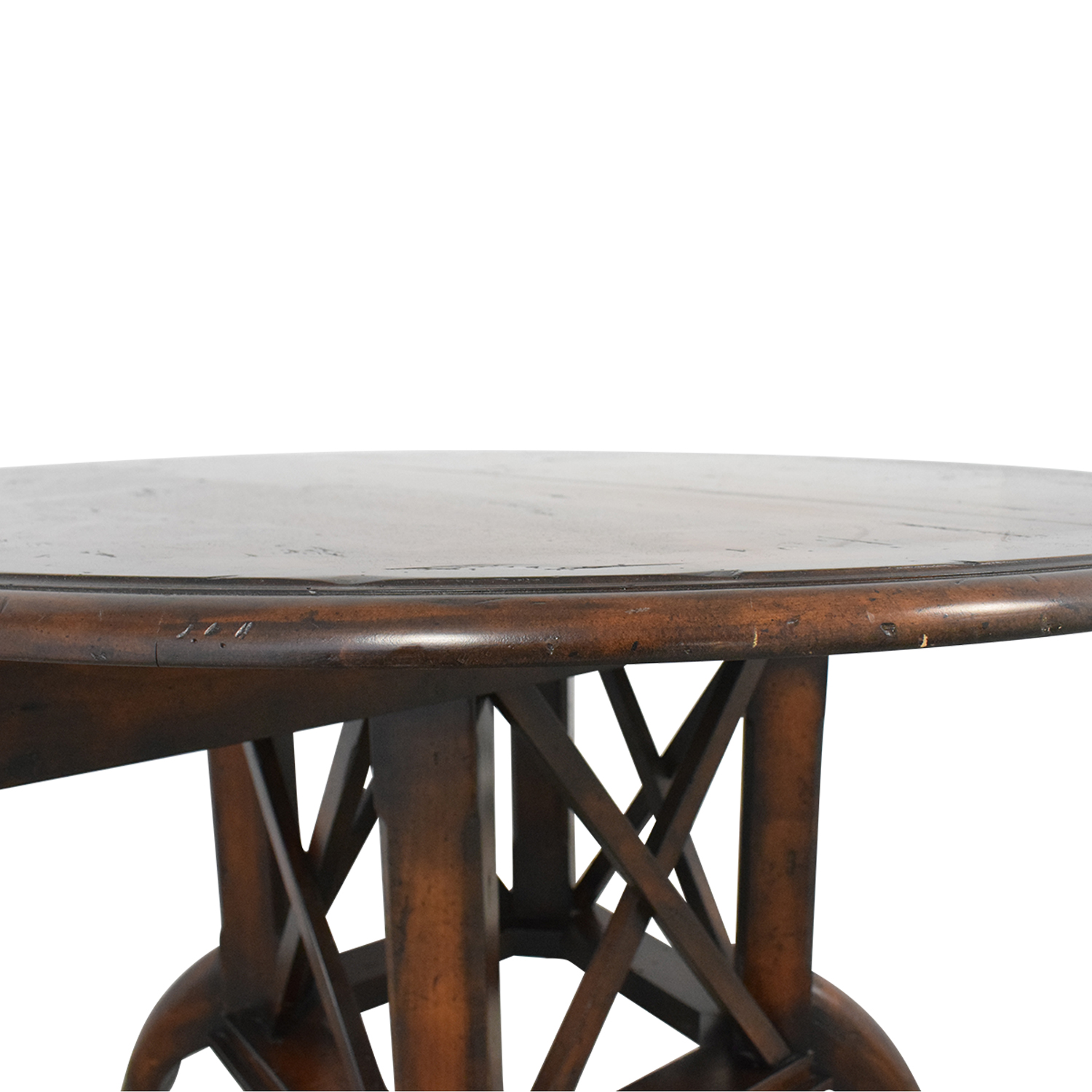 Henredon Mahogany Extension Dining Room Table sale