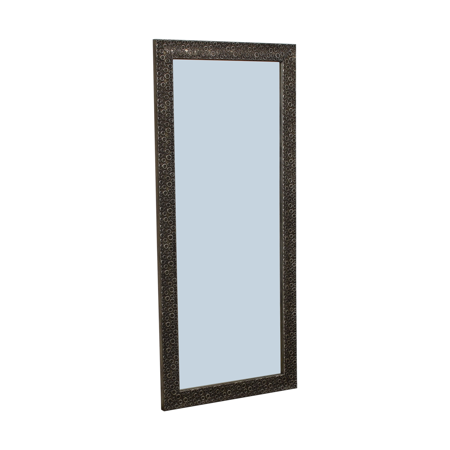 shop Framed Standing Floor Mirror  Decor