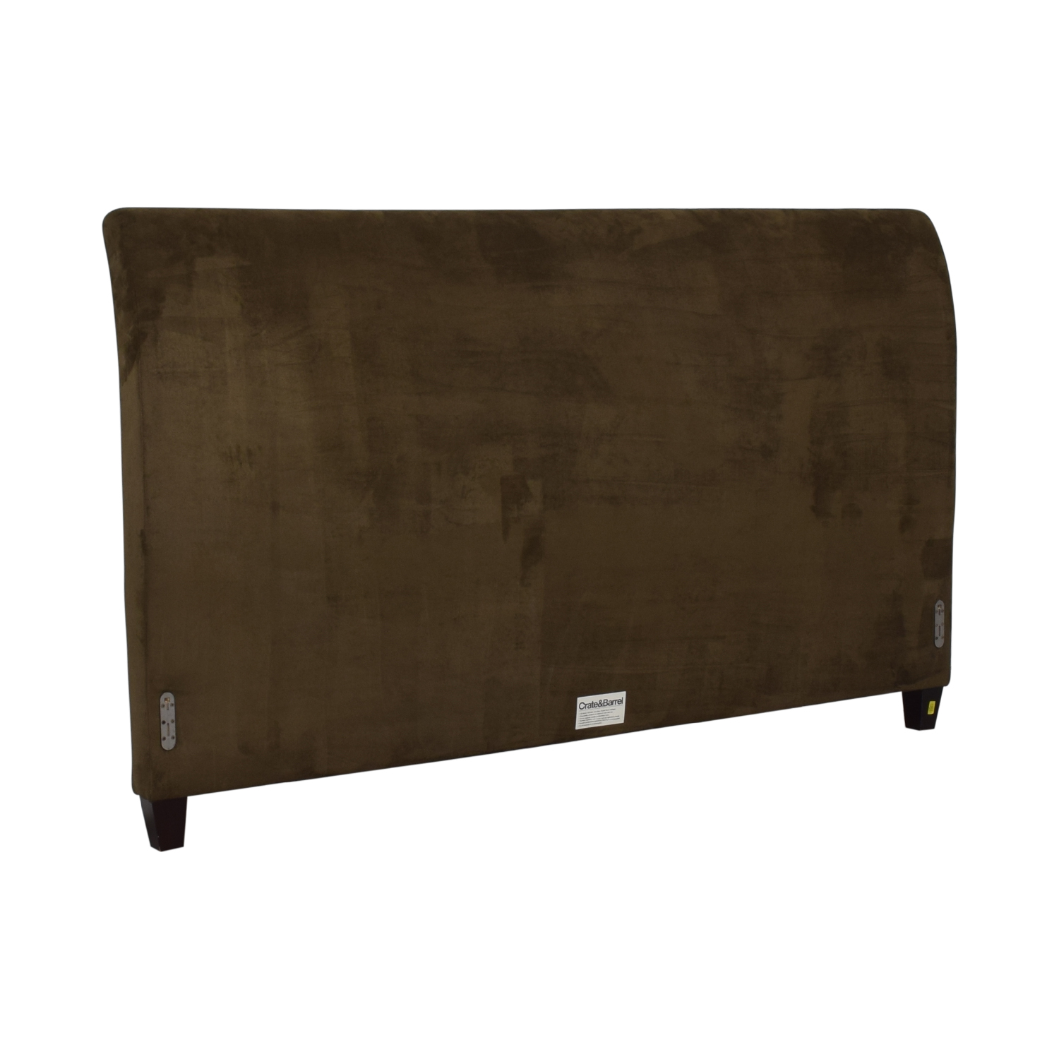 buy Pottery Barn Crate & Barrel by Mitchell Gold + Bob WIlliams Ultrasuede King Fairmont Headboard online