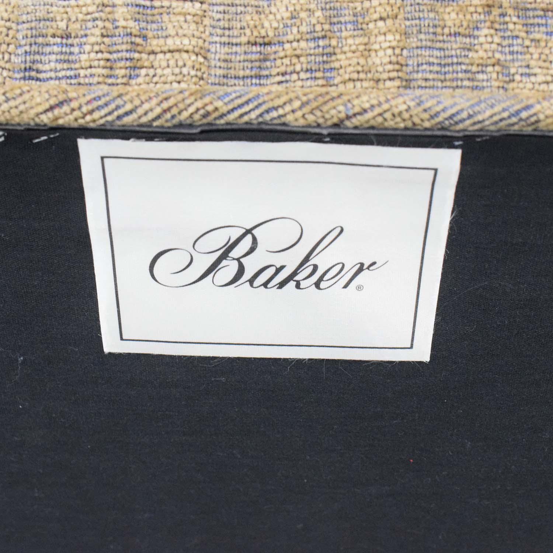 shop Baker Furniture Art Deco Armchair Baker Furniture Accent Chairs