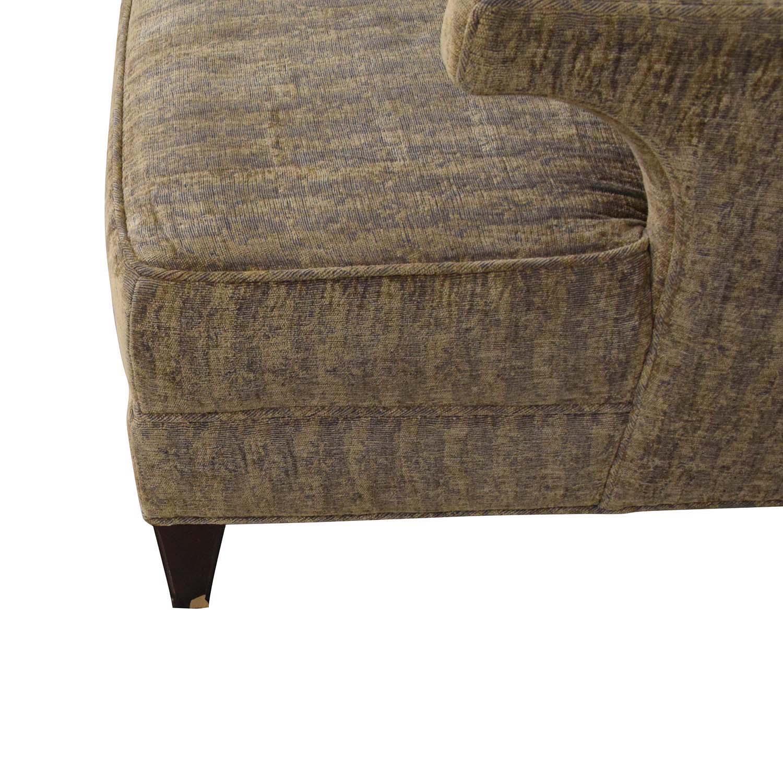 Baker Furniture Baker Furniture Art Deco Armchair discount