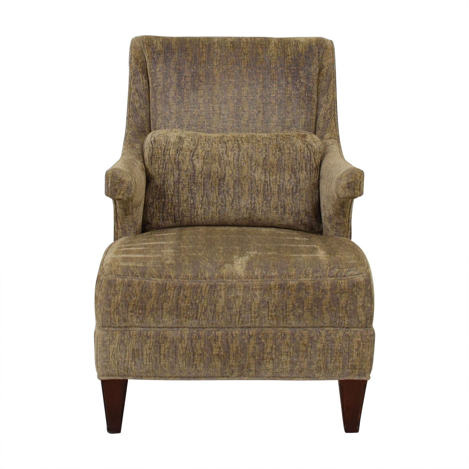shop Baker Furniture Art Deco Armchair Baker Furniture Accent Chairs