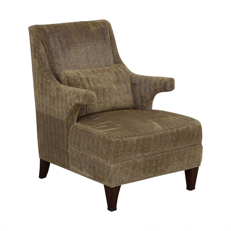 Baker Furniture Baker Furniture Art Deco Armchair nyc